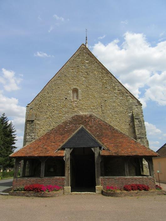 Eglise d'Auvilliers 3
