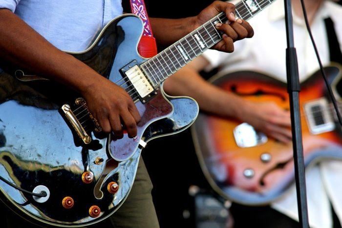 Guitare 2 concert