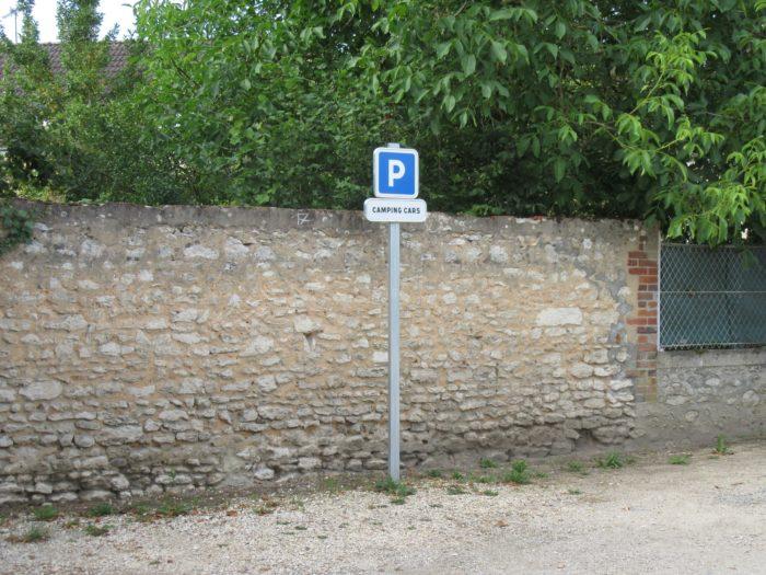 stationnement camping-car Châtillon