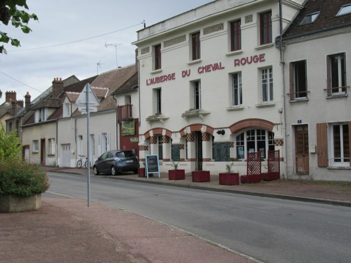 Auberge du Cheval Rouge