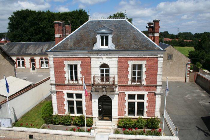 Mairie de Montereau
