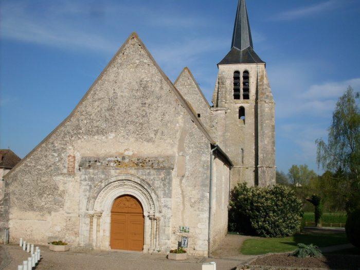 Montbouy—eglise-Notre-Dame