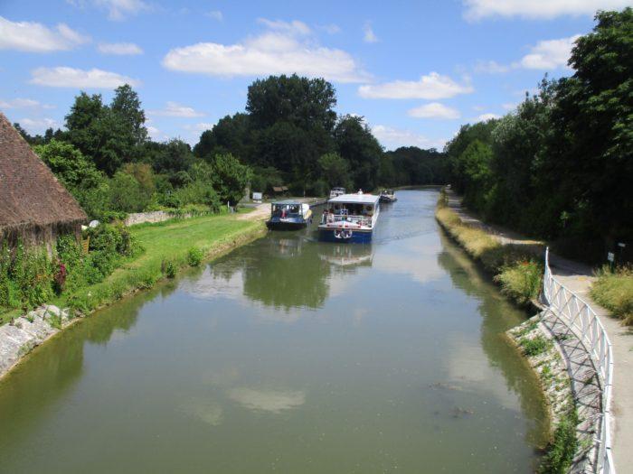 Montbouy – halte nautique et canal de Briare