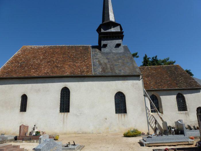 Eglise de Presnoy