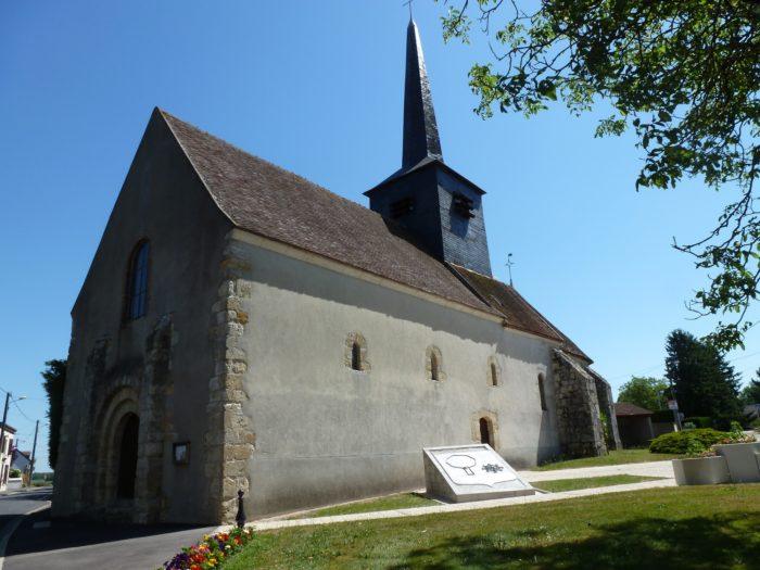 Eglise de Noyers