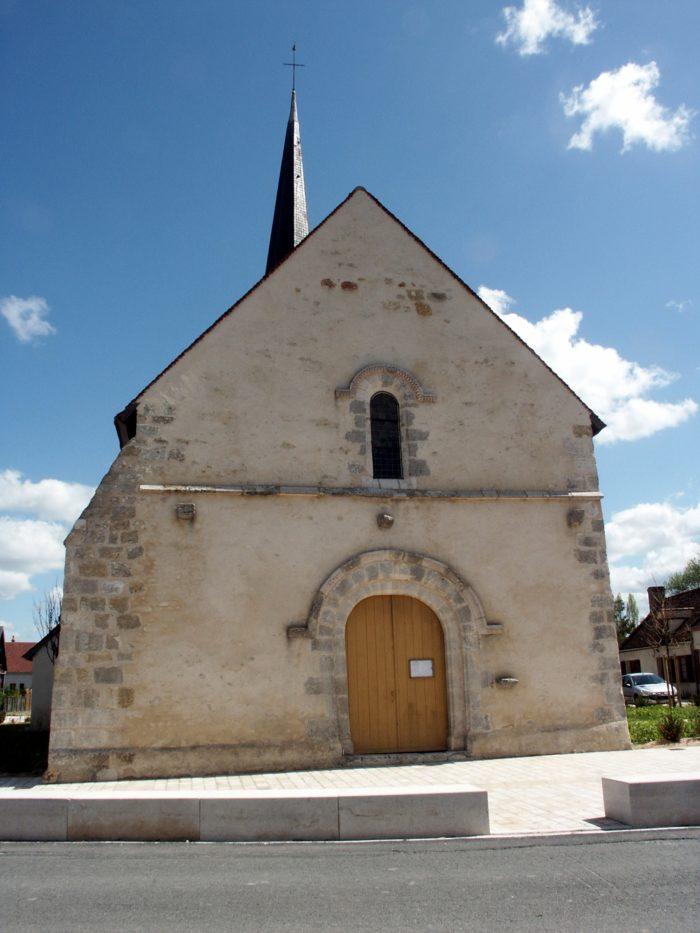 Eglise de La Cour Marigny