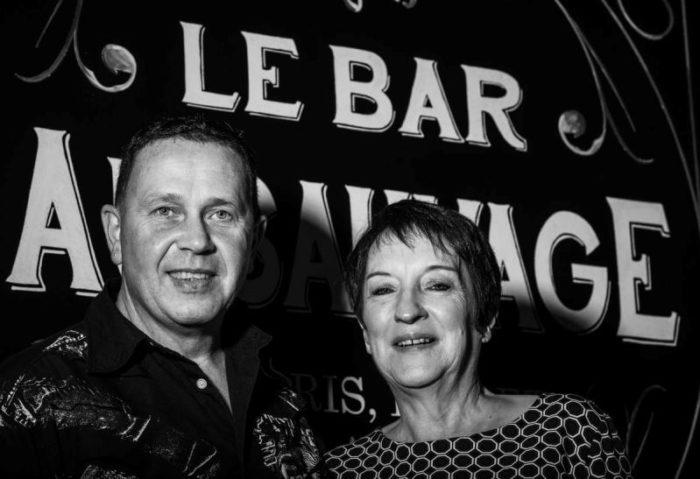 Pascal et Claudine – AU SAUVAGE – LORRIS