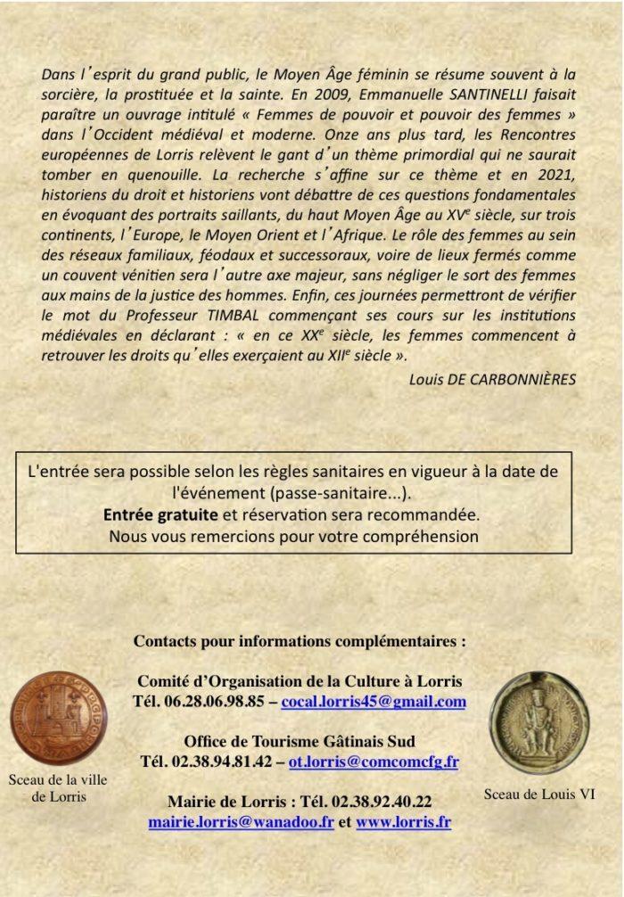 Programme conférences p4