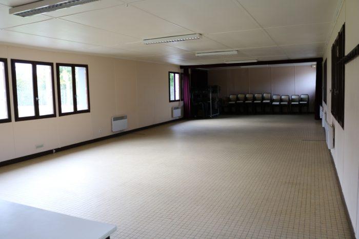 salle des fêtes Oussoy en Gâtinais