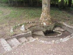 La source St-Martin