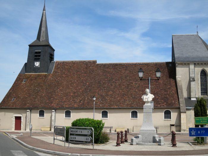 Eglise de Varennes