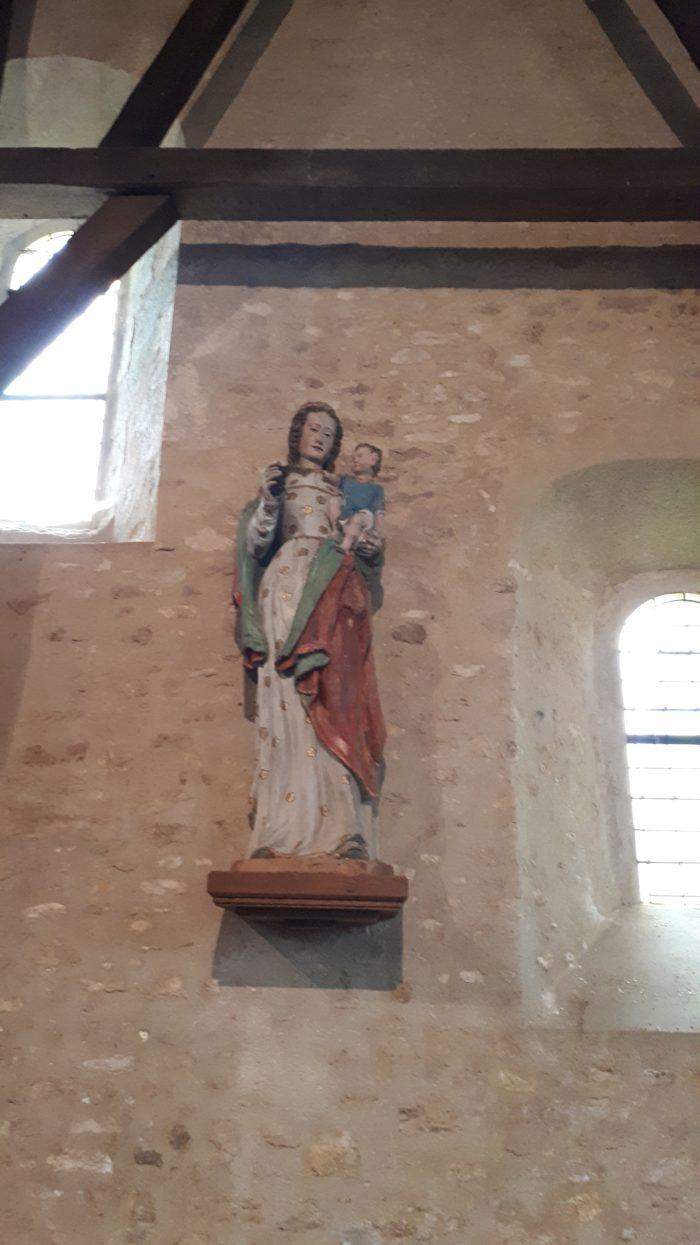 Vierge à l'Enfant © Dominique Arbaut