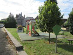 Aires de jeux de Châtillon Coligny