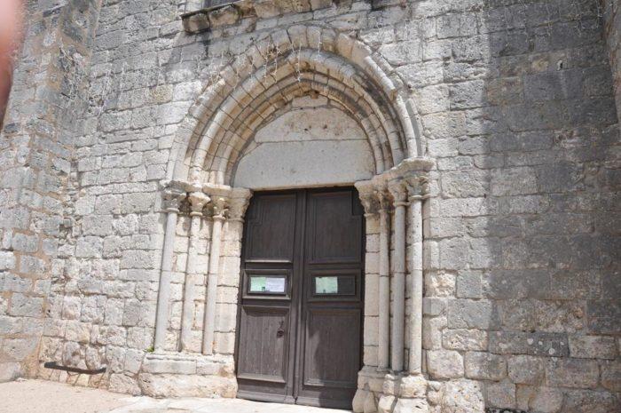 eglise st leger portail