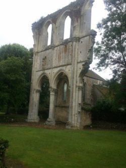 Chemin de l'Abbaye de Fontainejean