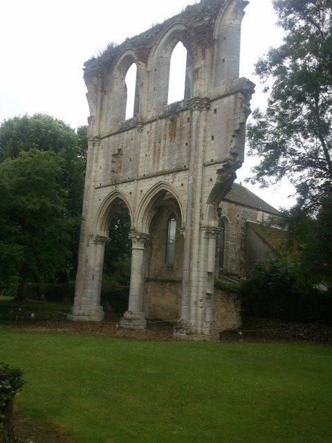 Abbaye de Fontainejean