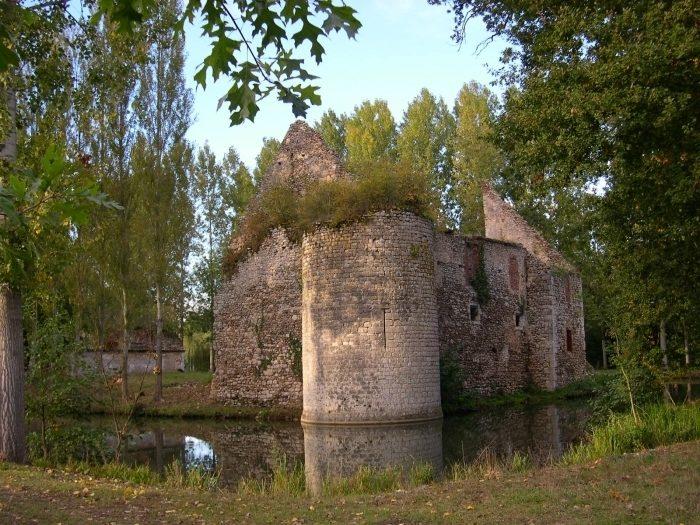 forteresse de Briaquemault