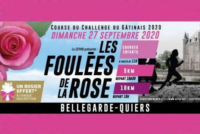 foulées rose bellegarde