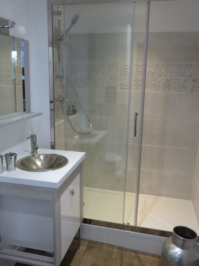 Salle de bain Chambre du Canal
