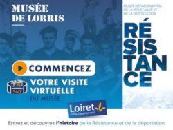 Visite virtuelle du Musée départemental de la Résistance et de la Déportation