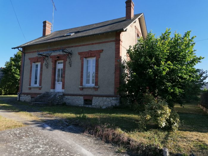 lorris maison façade