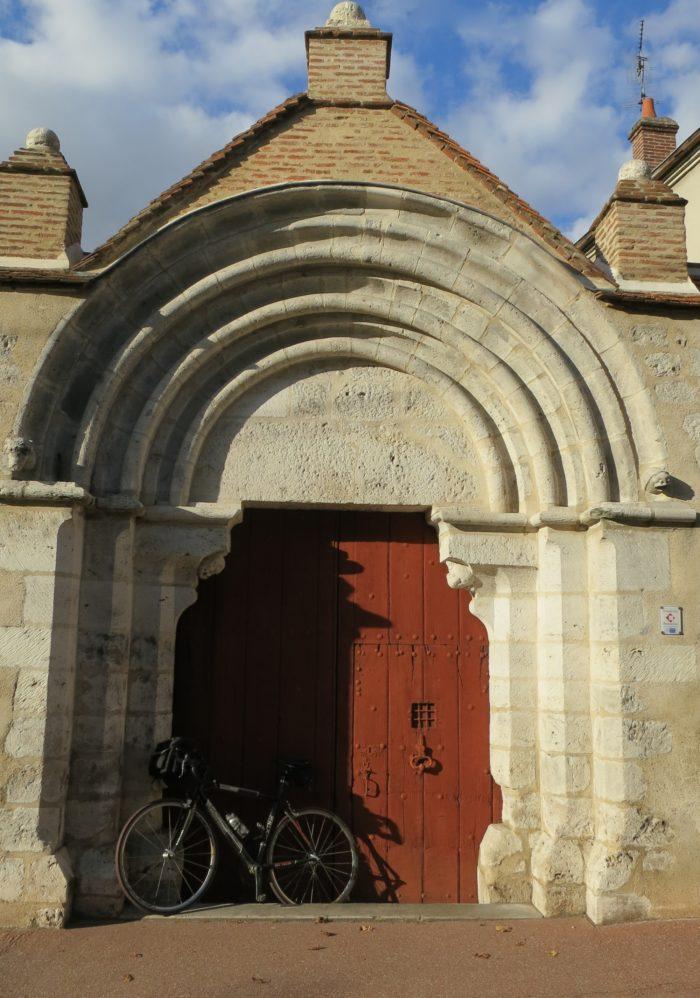 OT ChatColigny Entrée du musée