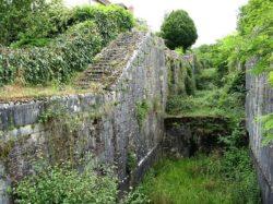 Echelle d'écluse du Moulin-Brûlé