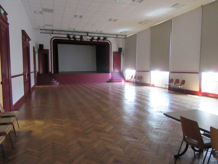 salle Humbert Bajout
