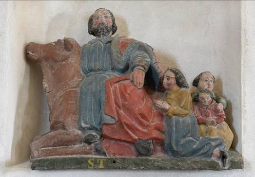 sculptpolychromesteustache
